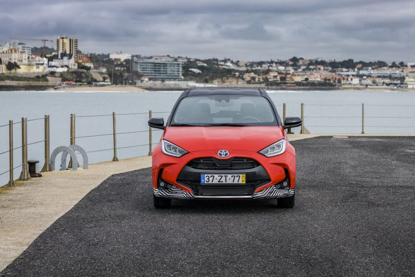 2020 Toyota Yaris Hybrid – 1.5L three-cylinder Dynamic Force engine, improved fuel efficiency and emissions Image #1079715