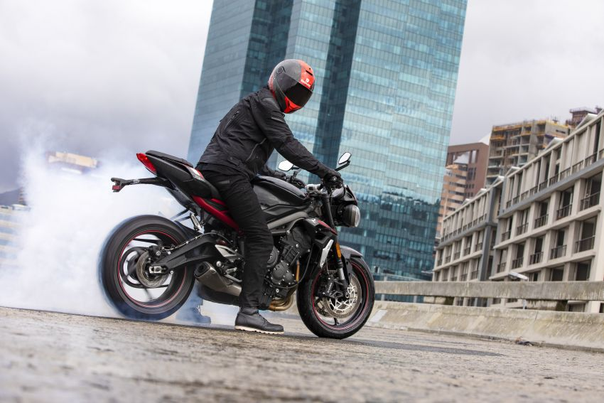 2020 Triumph Street Triple 765R launched in UK Image #1080555