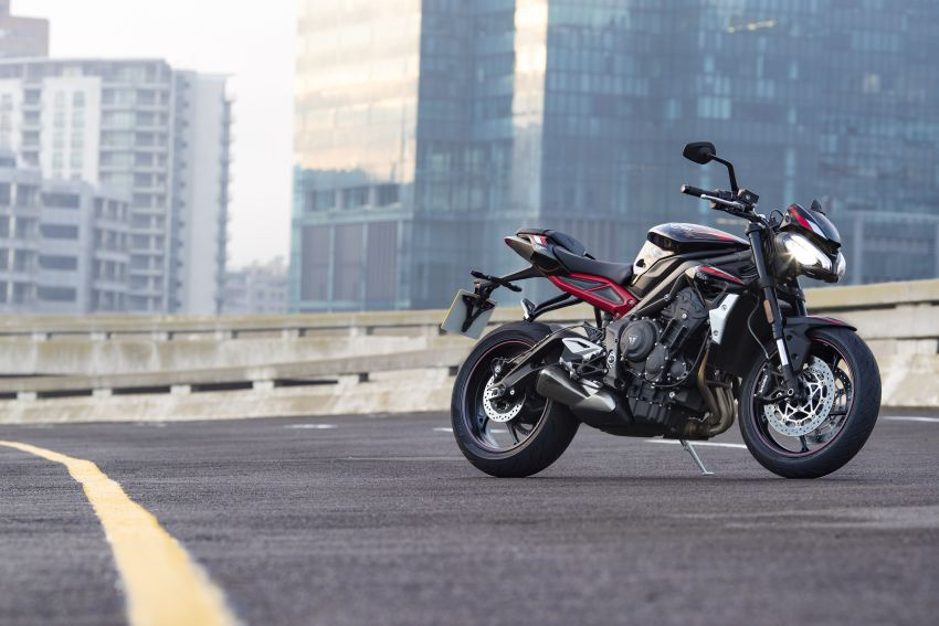 2020 Triumph Street Triple 765R launched in UK Image #1080511