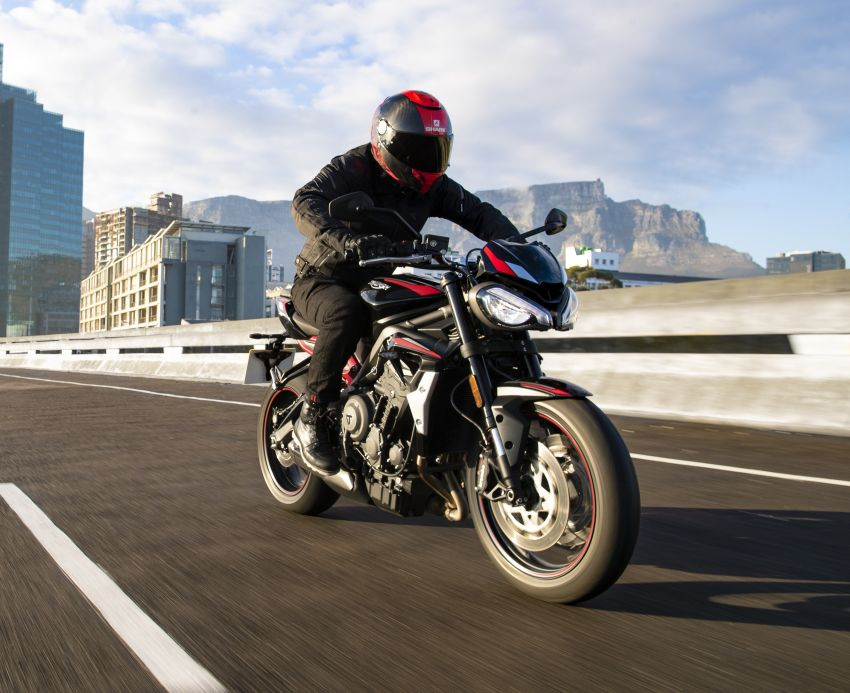 2020 Triumph Street Triple 765R launched in UK Image #1080477