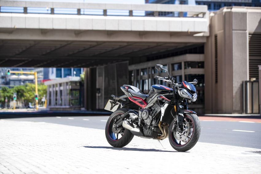 2020 Triumph Street Triple 765R launched in UK Image #1080490