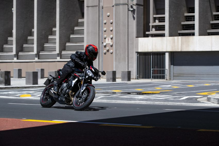 2020 Triumph Street Triple 765R launched in UK Image #1080481