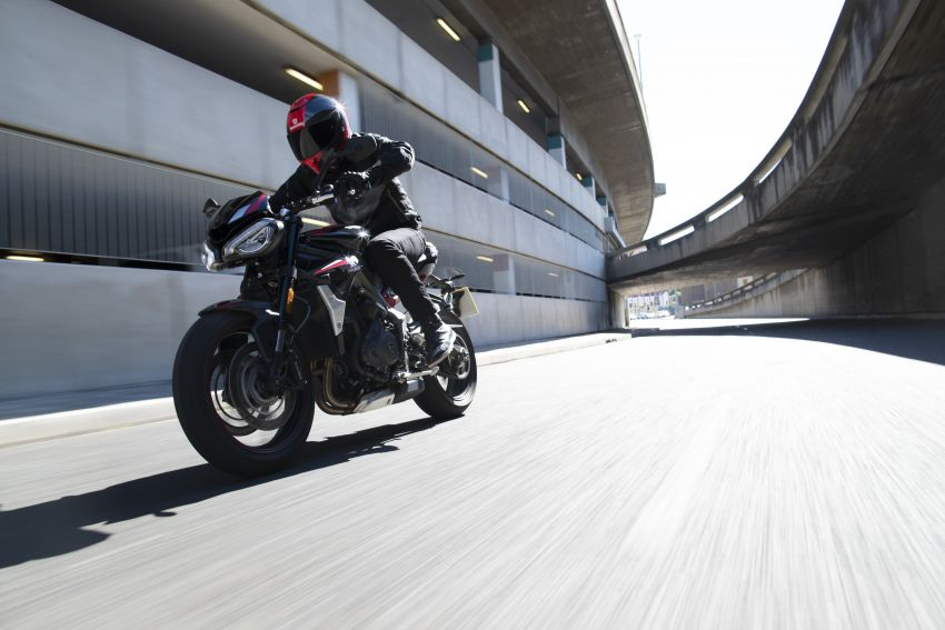 2020 Triumph Street Triple 765R launched in UK Image #1080495