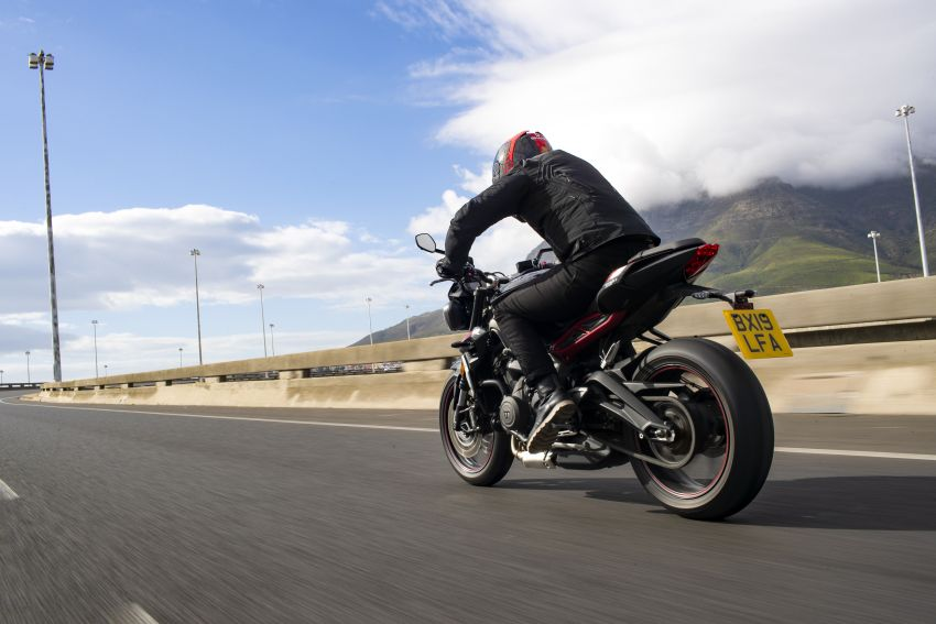 2020 Triumph Street Triple 765R launched in UK Image #1080508
