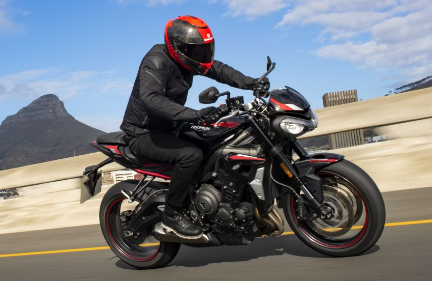 2020 Triumph Street Triple 765R launched in UK Image #1080496