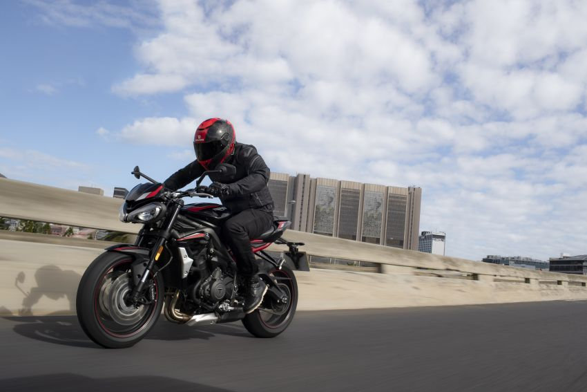 2020 Triumph Street Triple 765R launched in UK Image #1080476