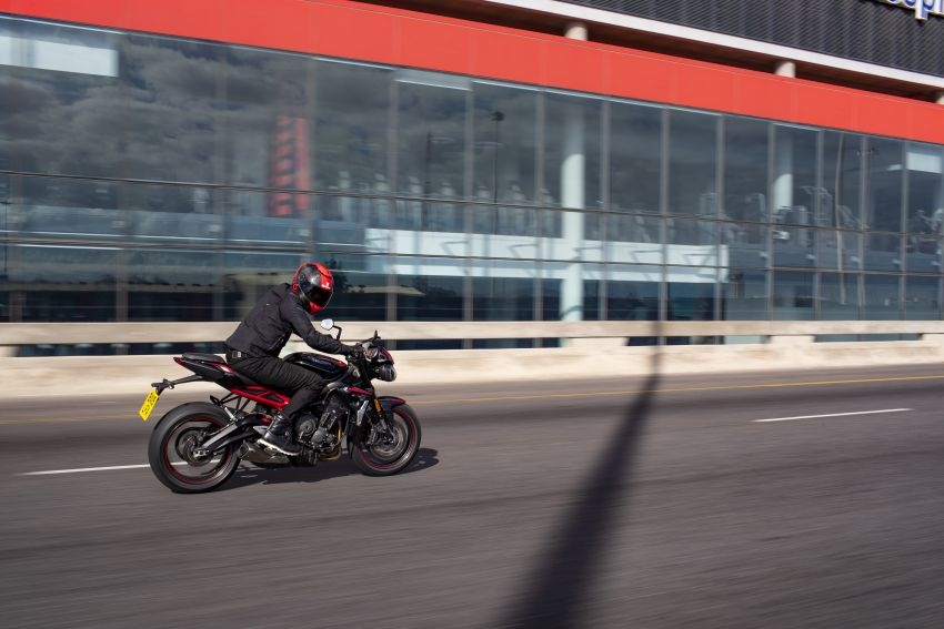 2020 Triumph Street Triple 765R launched in UK Image #1080471