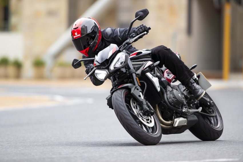 2020 Triumph Street Triple 765R launched in UK Image #1080514