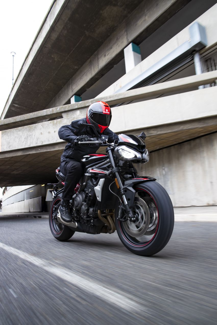 2020 Triumph Street Triple 765R launched in UK Image #1080505