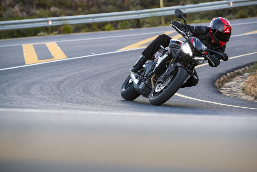 2020 Triumph Street Triple 765R launched in UK Image #1080506