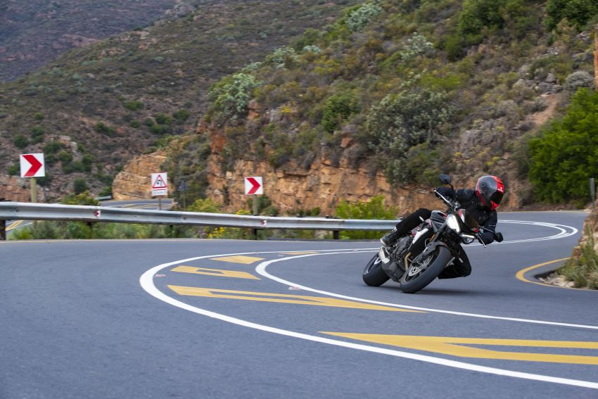 2020 Triumph Street Triple 765R launched in UK Image #1080473