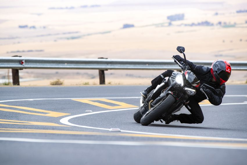 2020 Triumph Street Triple 765R launched in UK Image #1080487