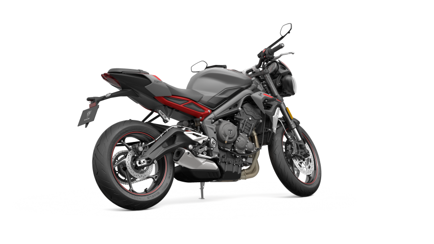2020 Triumph Street Triple 765R launched in UK Image #1080504