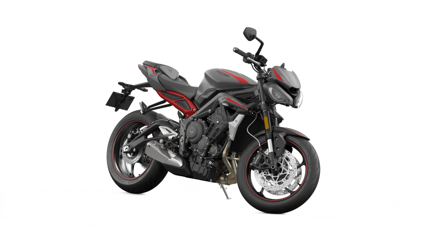 2020 Triumph Street Triple 765R launched in UK Image #1080498