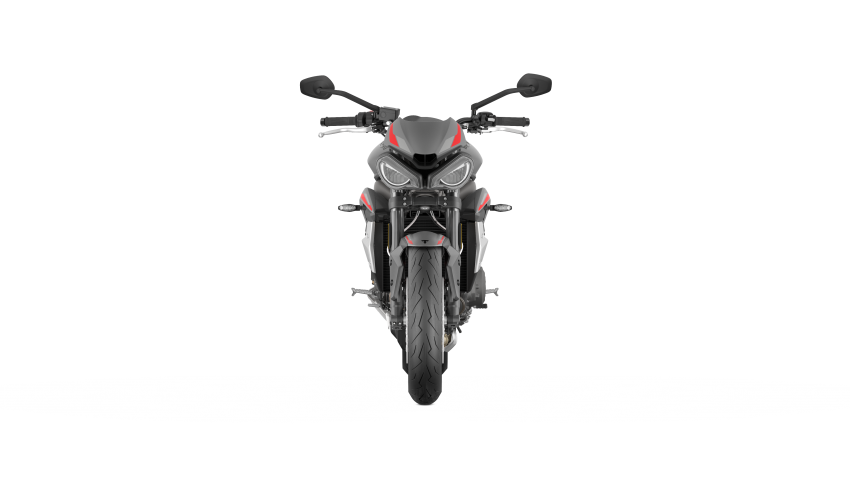 2020 Triumph Street Triple 765R launched in UK Image #1080492