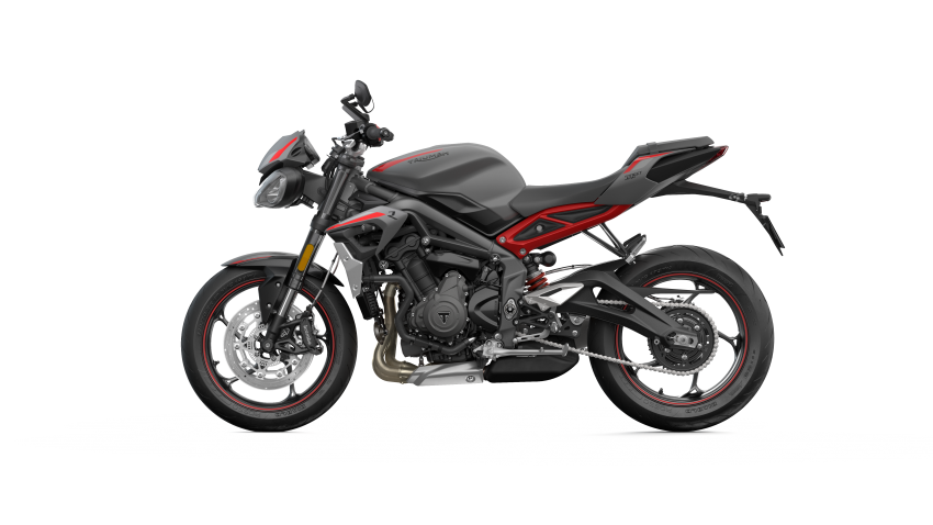 2020 Triumph Street Triple 765R launched in UK Image #1080491