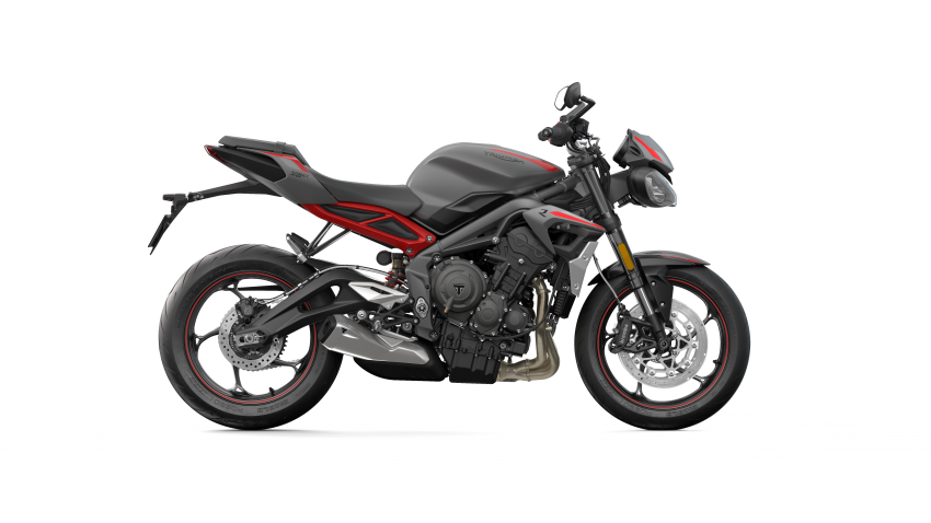 2020 Triumph Street Triple 765R launched in UK Image #1080545