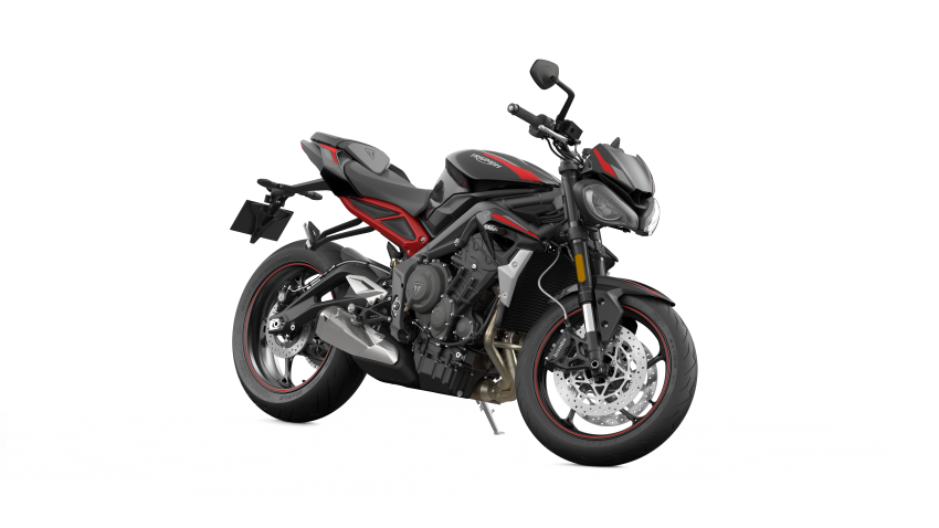 2020 Triumph Street Triple 765R launched in UK Image #1080502