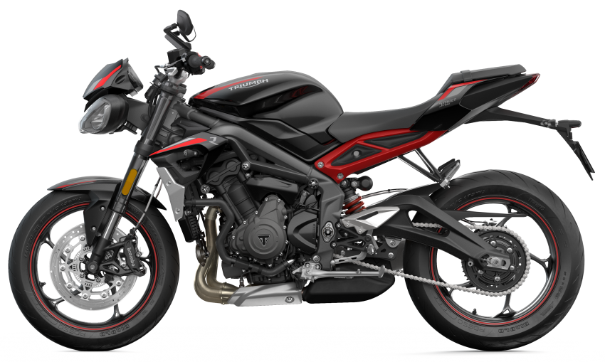 2020 Triumph Street Triple 765R launched in UK Image #1080538