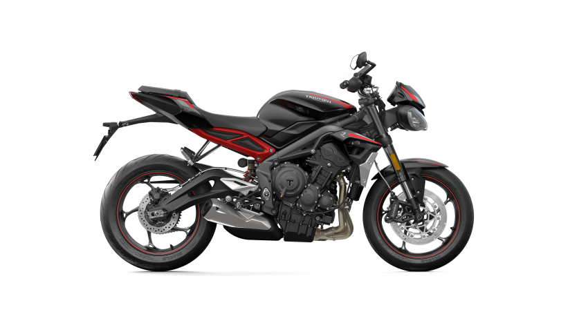 2020 Triumph Street Triple 765R launched in UK Image #1080517