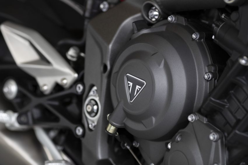 2020 Triumph Street Triple 765R launched in UK Image #1080499