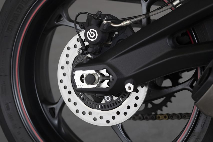 2020 Triumph Street Triple 765R launched in UK Image #1080489