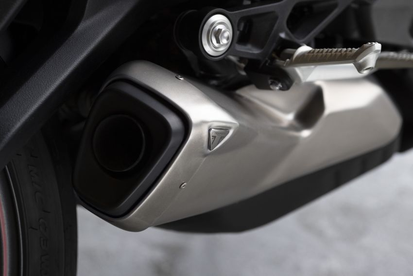 2020 Triumph Street Triple 765R launched in UK Image #1080525