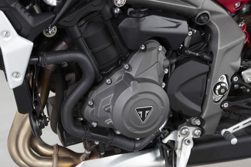2020 Triumph Street Triple 765R launched in UK Image #1080494