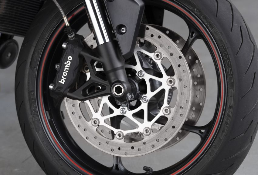 2020 Triumph Street Triple 765R launched in UK Image #1080488