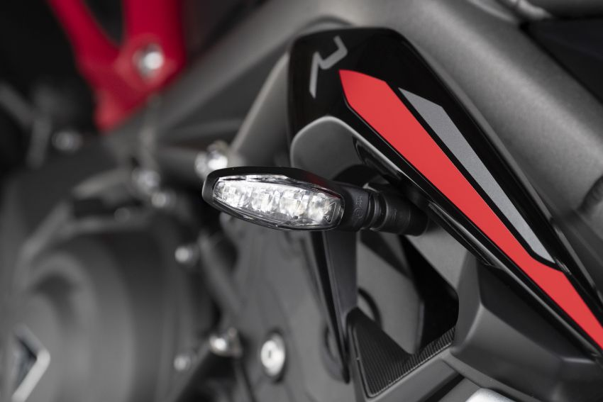 2020 Triumph Street Triple 765R launched in UK Image #1080520