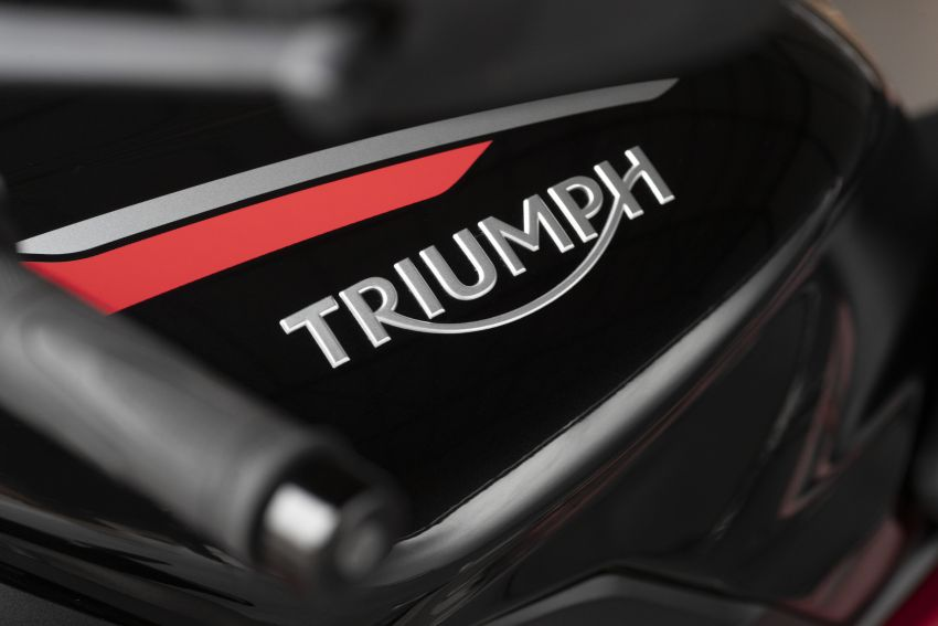 2020 Triumph Street Triple 765R launched in UK Image #1080500