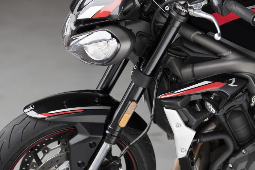 2020 Triumph Street Triple 765R launched in UK Image #1080551