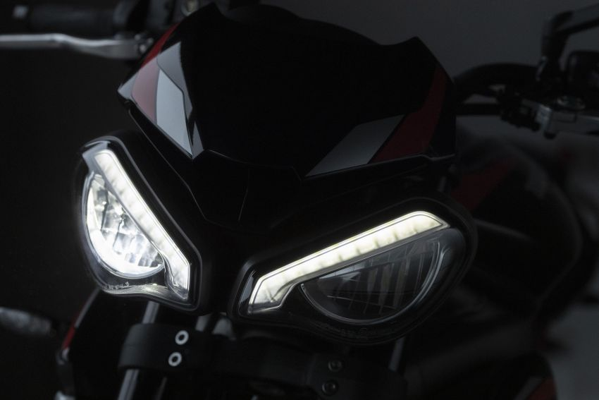 2020 Triumph Street Triple 765R launched in UK Image #1080501