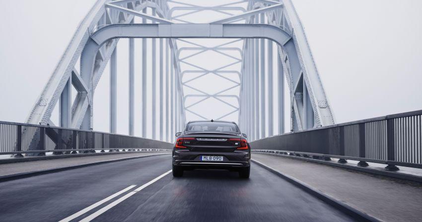 2020 Volvo S90, V90 facelift gets minor changes – mild hybrid variants now found across entire Volvo range Image #1085714