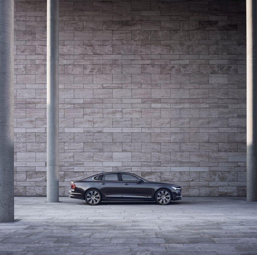 2020 Volvo S90, V90 facelift gets minor changes – mild hybrid variants now found across entire Volvo range Image #1085718