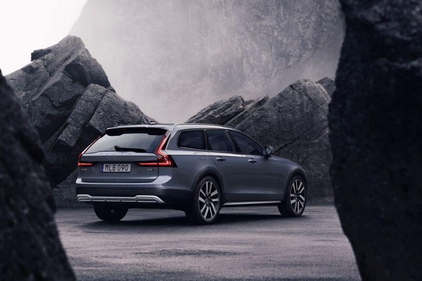 2020 Volvo S90, V90 facelift gets minor changes – mild hybrid variants now found across entire Volvo range Image #1085726
