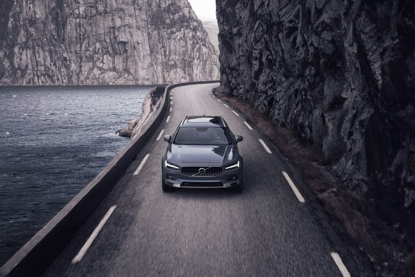 2020 Volvo S90, V90 facelift gets minor changes – mild hybrid variants now found across entire Volvo range Image #1085729