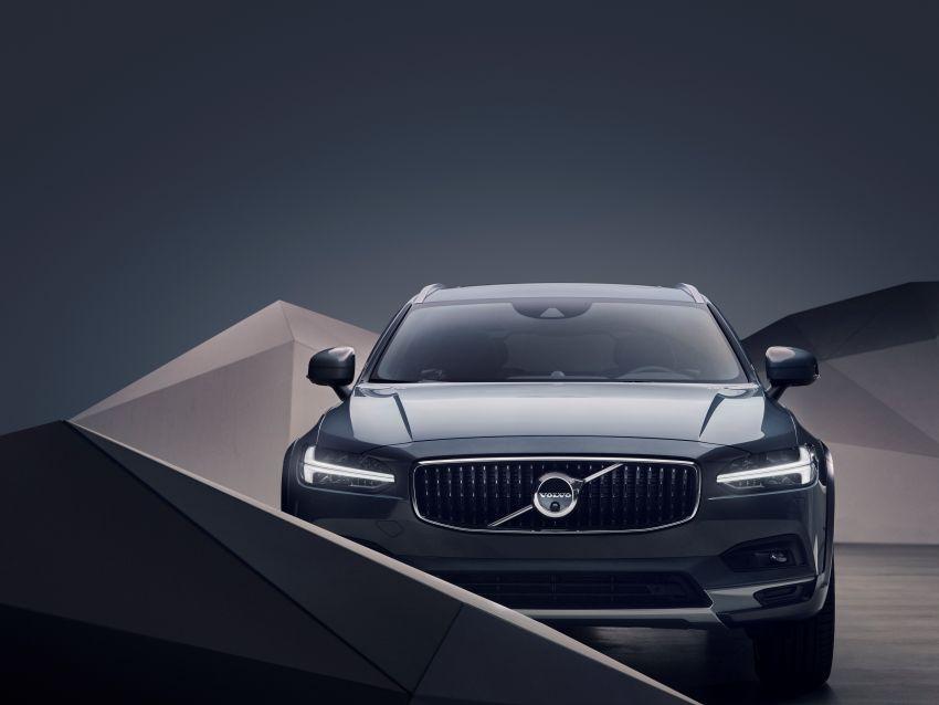 2020 Volvo S90, V90 facelift gets minor changes – mild hybrid variants now found across entire Volvo range Image #1085732
