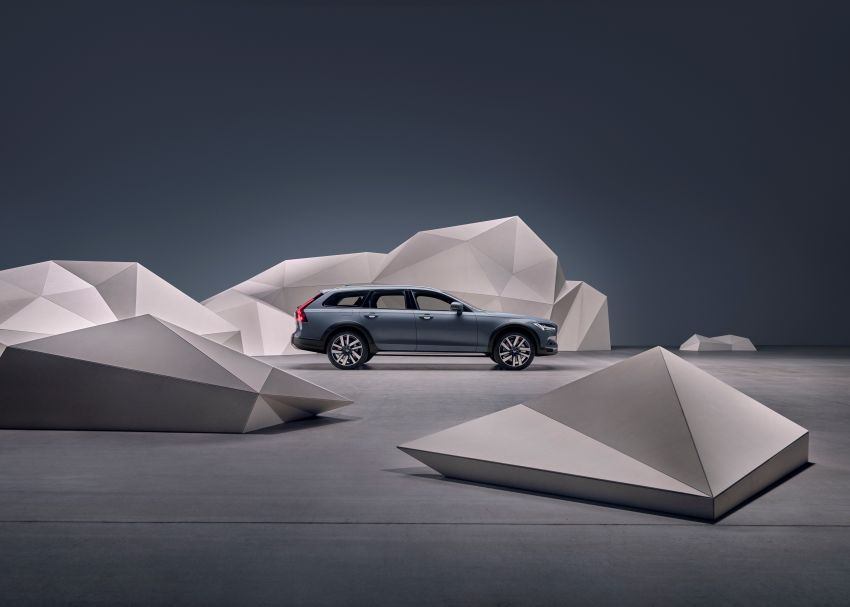 2020 Volvo S90, V90 facelift gets minor changes – mild hybrid variants now found across entire Volvo range Image #1085735