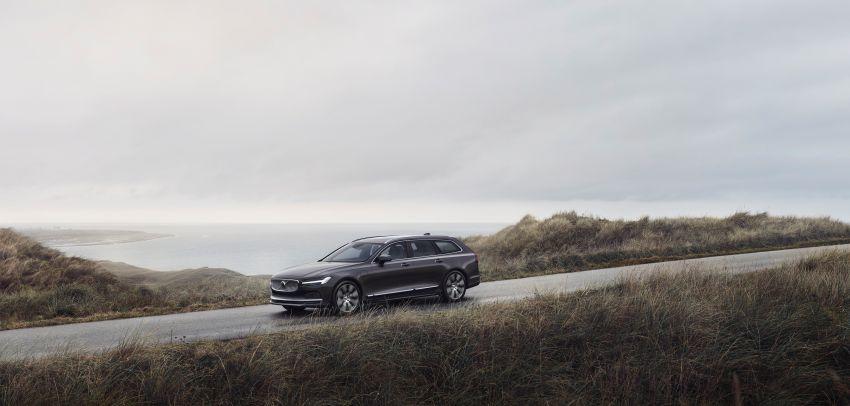 2020 Volvo S90, V90 facelift gets minor changes – mild hybrid variants now found across entire Volvo range Image #1085738