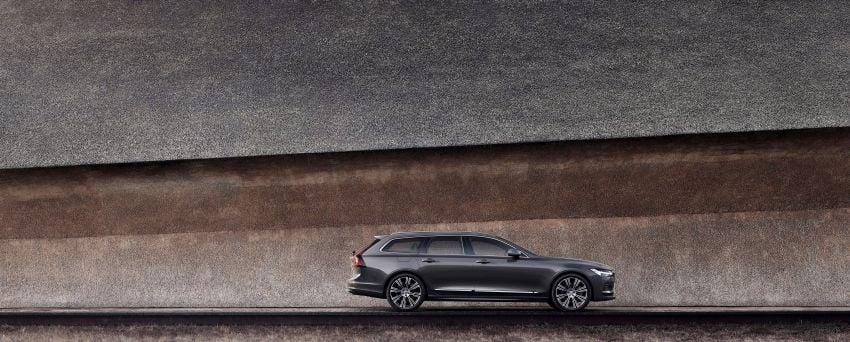 2020 Volvo S90, V90 facelift gets minor changes – mild hybrid variants now found across entire Volvo range Image #1085740