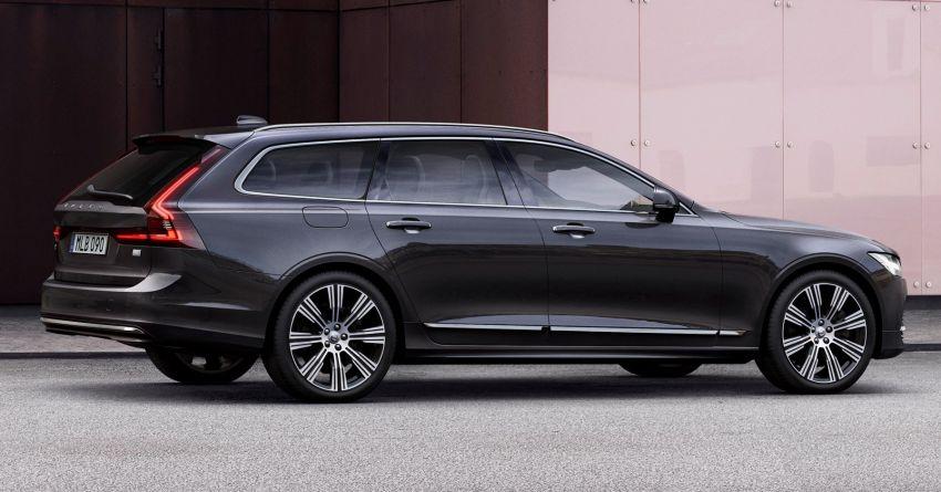 2020 Volvo S90, V90 facelift gets minor changes – mild hybrid variants now found across entire Volvo range Image #1085741