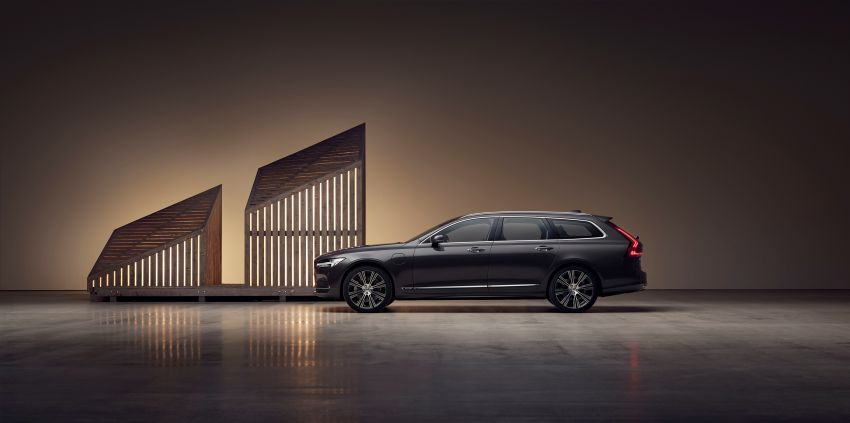 2020 Volvo S90, V90 facelift gets minor changes – mild hybrid variants now found across entire Volvo range Image #1085742