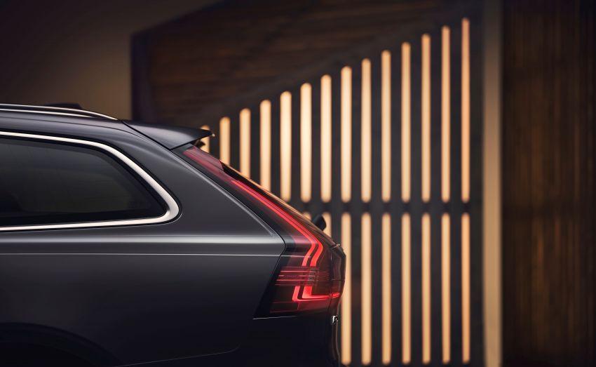 2020 Volvo S90, V90 facelift gets minor changes – mild hybrid variants now found across entire Volvo range Image #1085743
