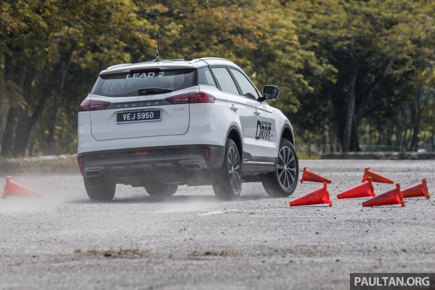 DRIVEN: 2020 Proton X70 CKD with 7DCT full review Image #1079701