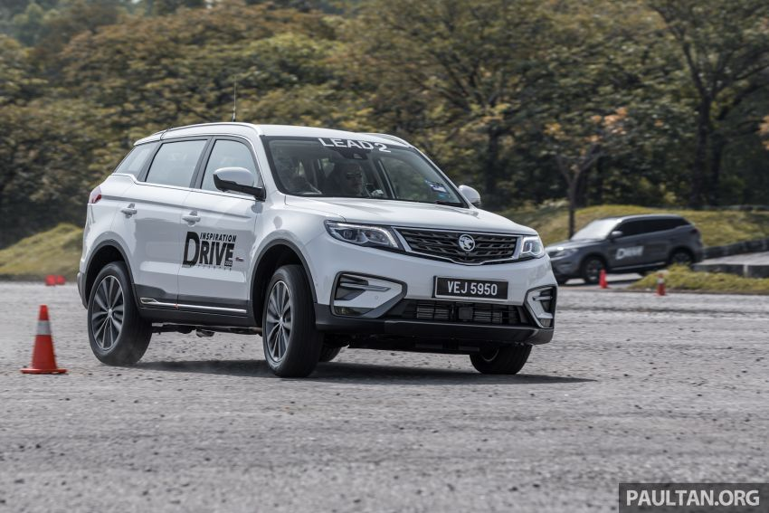DRIVEN: 2020 Proton X70 CKD with 7DCT full review Image #1079702