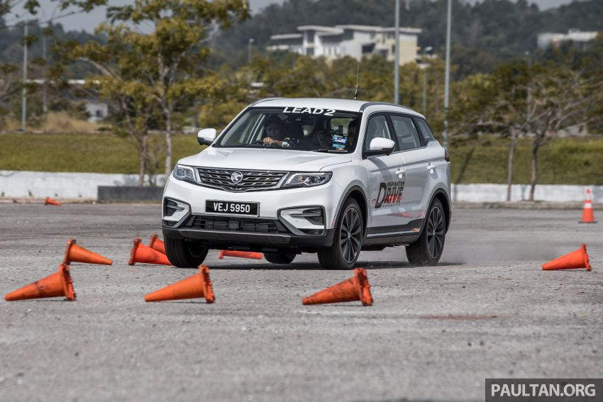 DRIVEN: 2020 Proton X70 CKD with 7DCT full review Image #1079704
