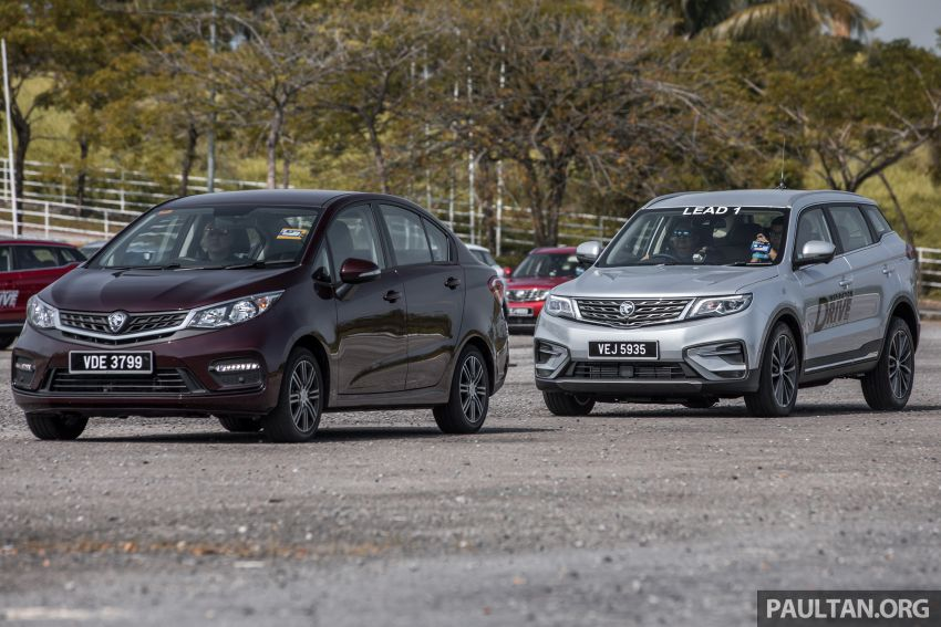 DRIVEN: 2020 Proton X70 CKD with 7DCT full review Image #1079692
