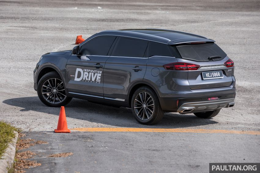 DRIVEN: 2020 Proton X70 CKD with 7DCT full review Image #1079708