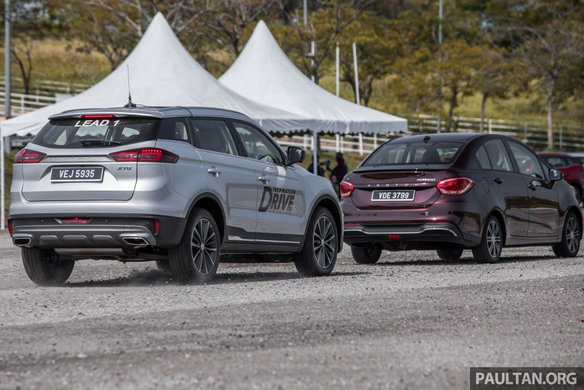 DRIVEN: 2020 Proton X70 CKD with 7DCT full review Image #1079694